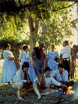 A group of gauchos