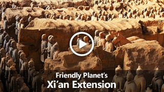 Video: Friendly Planet's Xi'an Extension