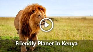 Video: Friendly Planet in Kenya