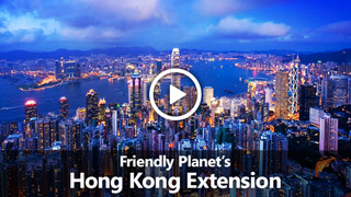 Video: Friendly Planet's Hong Kong Extension